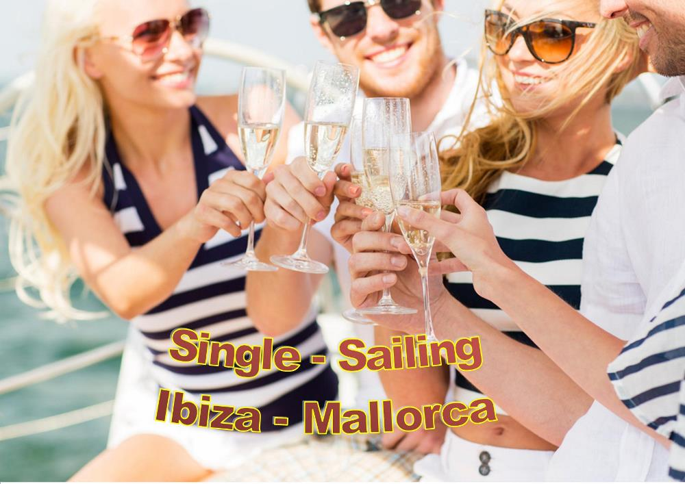 Single-Sailing Ibiza Mallorca