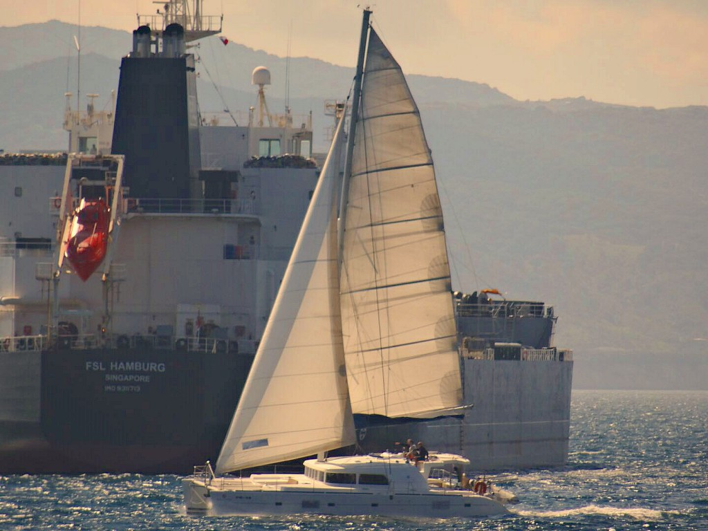 Meilentörn Gibraltar