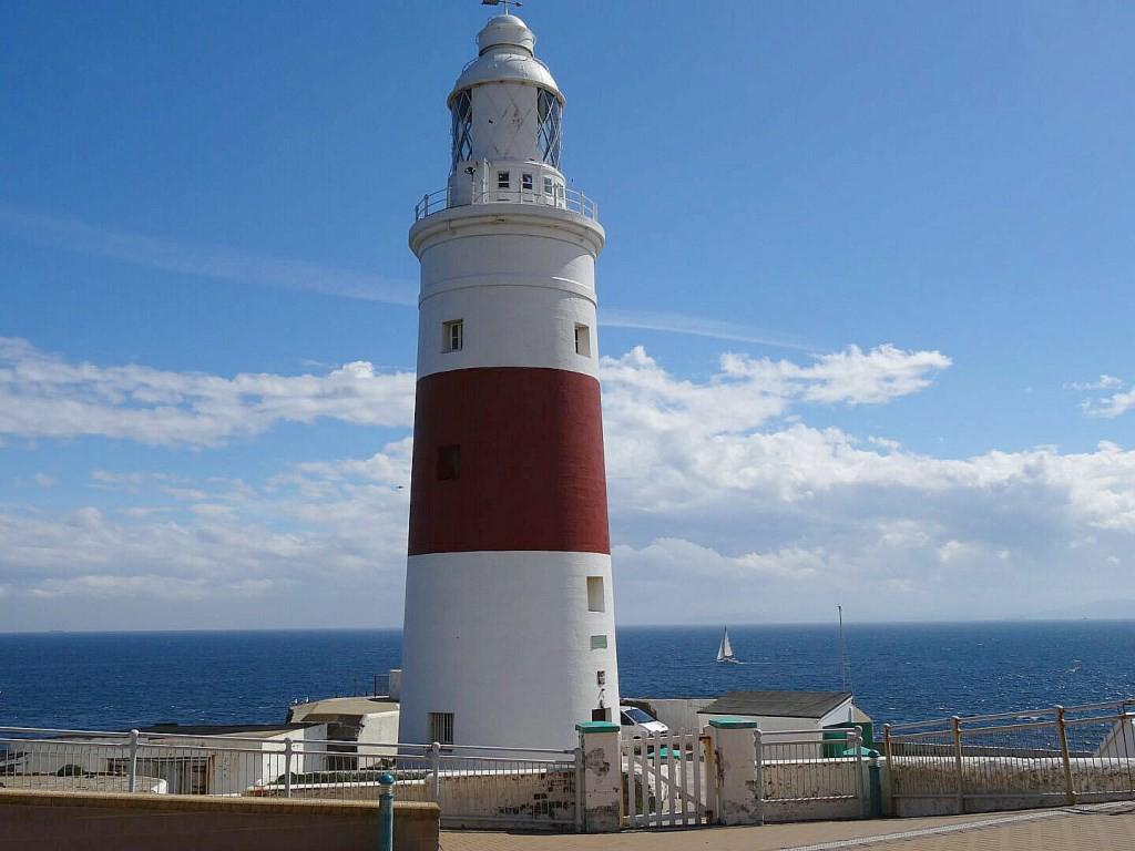 Sailing Gibraltar Meilentörn