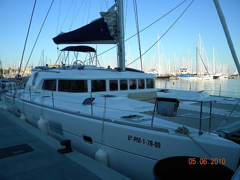 Delux Sailing Schiff Parana II