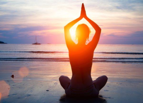 Yoga-Sailing