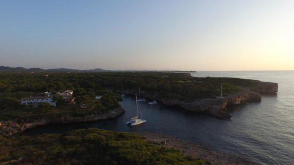 Mallorca Katamaran mitsegeln