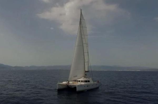 Meilentörn Katamaran Skippertraining