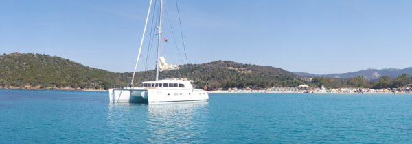 Parana II in Sardinien