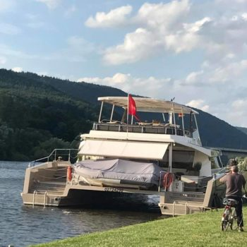 Parana III angelegt am Rhein