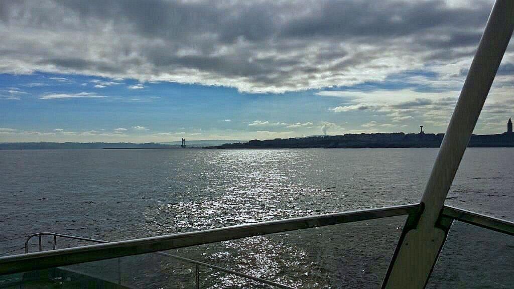 Control-Tower vor Coruña
