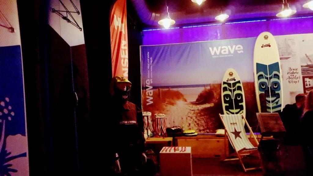Indiana Sub und WaveMag