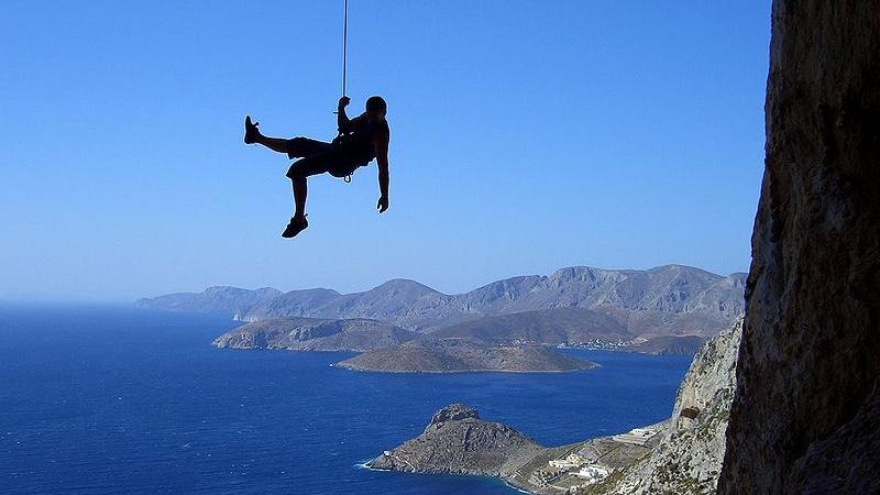 Kalymnos Klettertörn