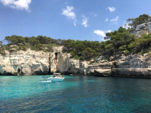 mitsegeln auf Menorca