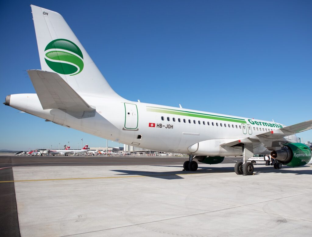 Germania Flug AG