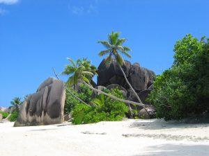Seychellen Katamarantörn bis La digue