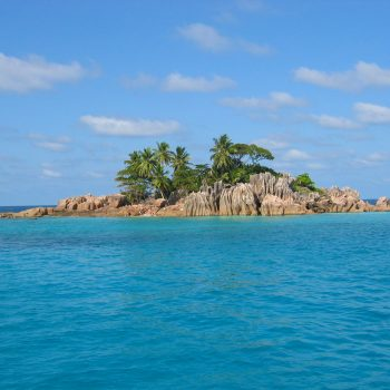 Seychellen Segelurlaub Coco island